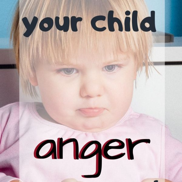 How to teach your child anger management