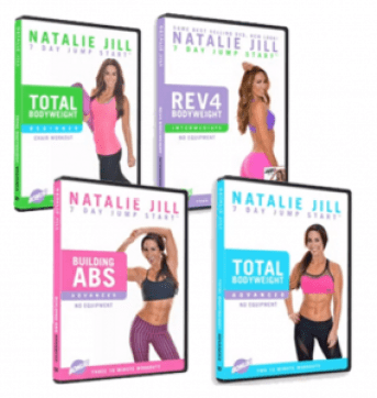Top Fitness Gift Ideas with Natalie Jill