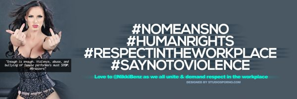nikki-2use nomeansno anti bullying