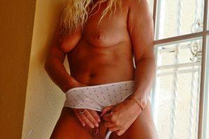NatalieK adult pornstar xxx panties lingerie natural tits