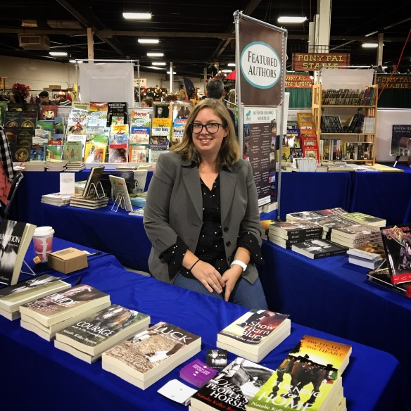 Equine Affaire book signing 2018