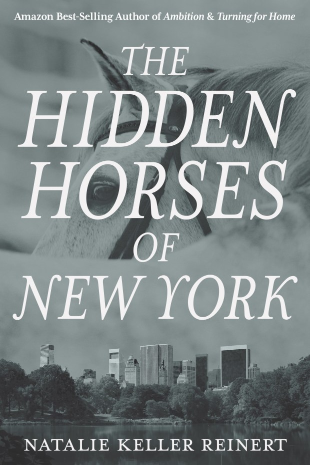 The Hidden Horses of New York book cover