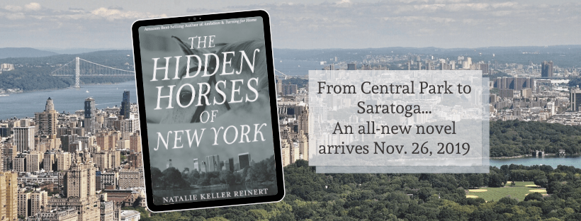 Hidden Horses of New York release graphic