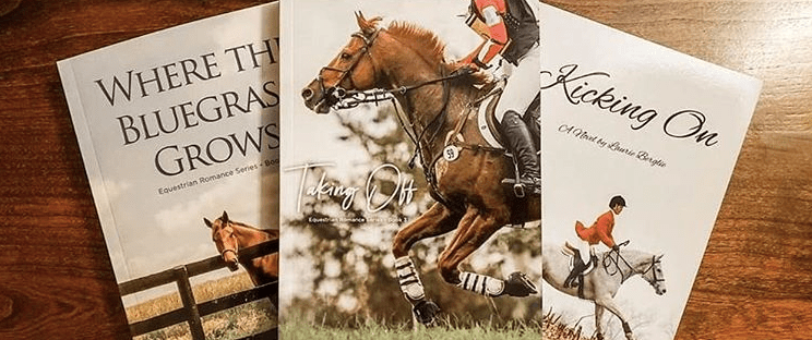 Laurie Berglie's Equestrian Romance Series
