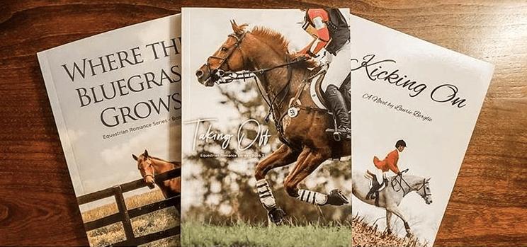Laurie Berglie's Equestrian Romance Series