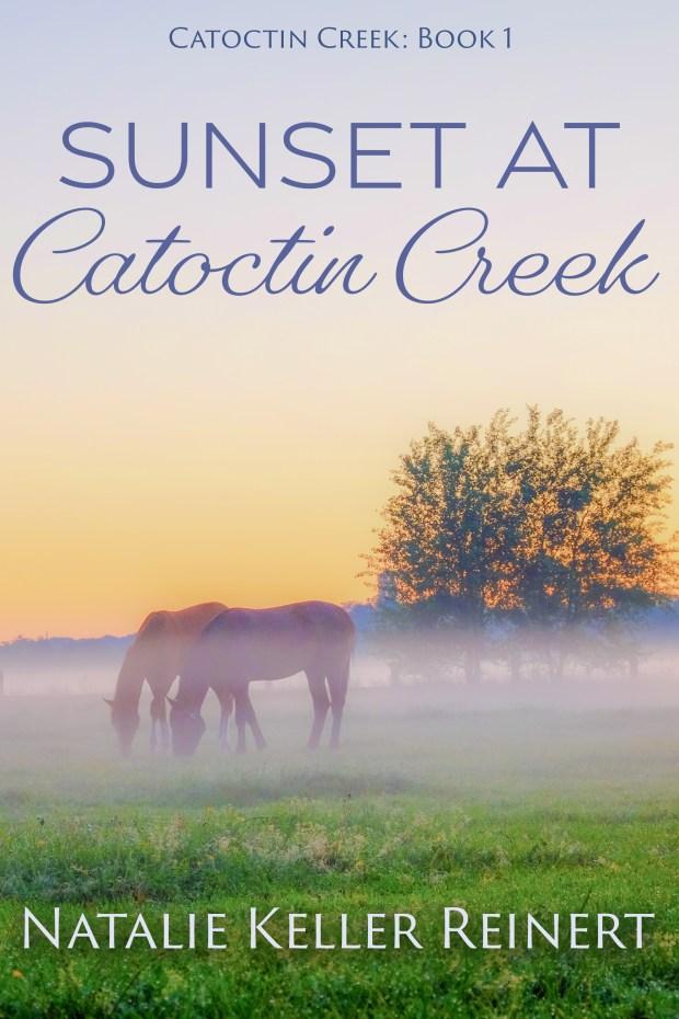 Sunset at Catoctin Creek