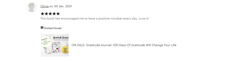 gratitude journal review 5