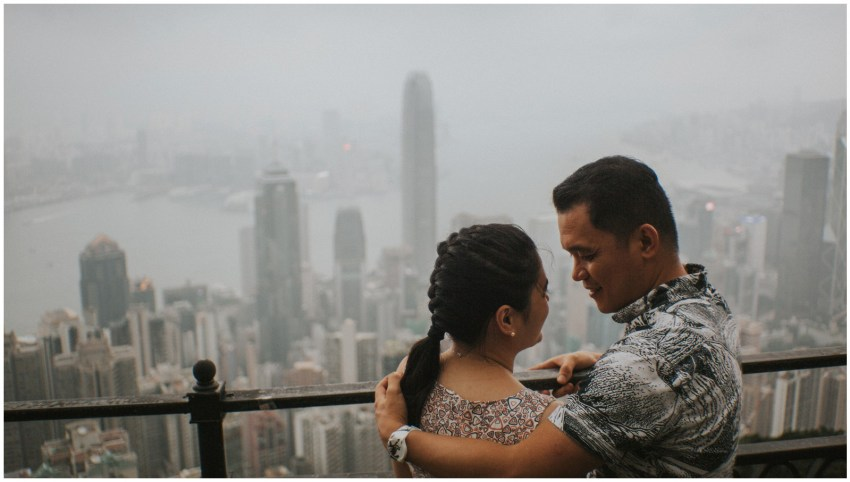 Hong Kong Portraiture and Wedding Photograhper