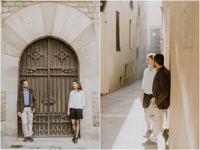 Barcelona Couples Portraiture
