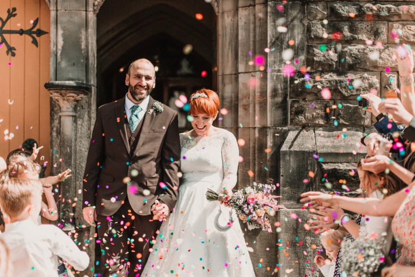 Everything you need to know about getting THE most epic confetti photograph from your wedding day. 5 simple steps to create confetti photos that will wow you and your guests. For confetti shots bursting with colour, happiness and confetti (duh). Photographed by Natalie Pluck. For the full article, 5 Steps to Epic Confetti Photos head on over to the blog: http://www.nataliepluck.com/5-steps-to-epic-confetti-photos/ #confetti #epicconfetti #epicconfettiphotos #confettiphotogoals #confettigoals #howtoetepicconfettiphotos #alltheconfetti #amazingweddingphotography #epicweddingphotos #colourfulweddingphotos #nataliepluck #nataliepluckphotography #badassbride #confetticanons #naturalconfetti #getthebestphotos #engaged #nearlywed #confettihacks #weddingphotohacks #alternativeweddingphotography #fineartweddingphotography #nosuchthingastoomuchconfetti