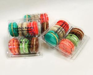 6 pack french macaron