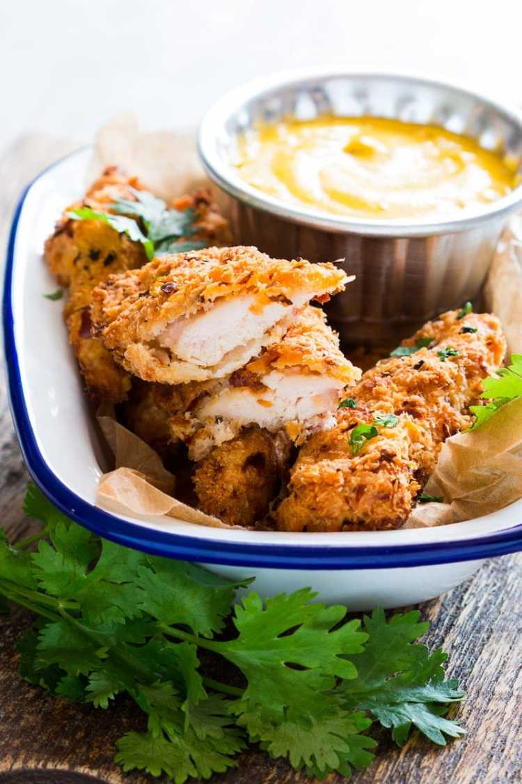 baked-coconut-chicken-tenders-with-mango-mustard-sauce-1024x1024