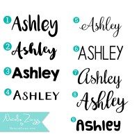 Name Wall Decals, Name Decals, Name Decals for Nursery