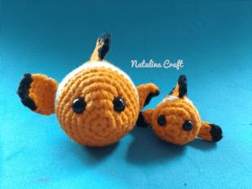 Fish Amigurumi Free Patterns in a Jar   Crochet potholder patterns ...   210x280