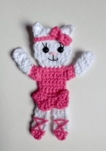 Free Crochet Patterns   Free Crochet Pattern Ballerina Doll • Free ...   525x369
