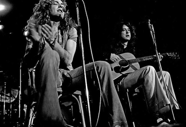 Led Zeppelin acoustic