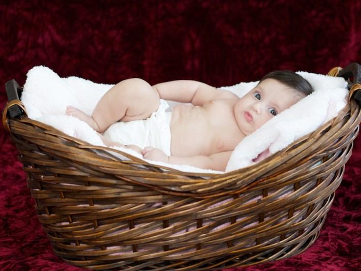 Meet Chloe {precious baby}