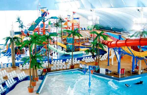 Fallsview Indoor Waterpark  Aquatic Recreation  Public