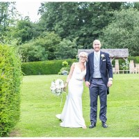 Middleton Lodge Wedding : Lloyd & Heather