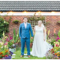 Yorkshire Garden Wedding : Matt & Emily