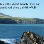 welsh beach