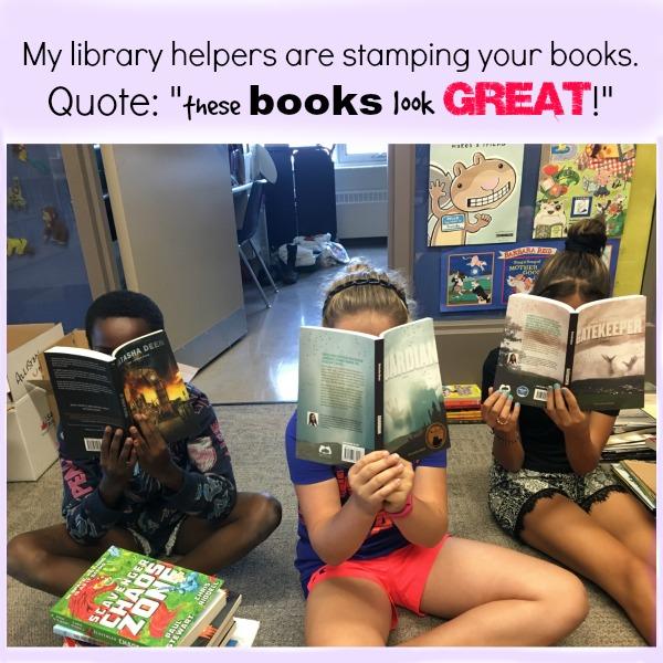 booksinlibrary