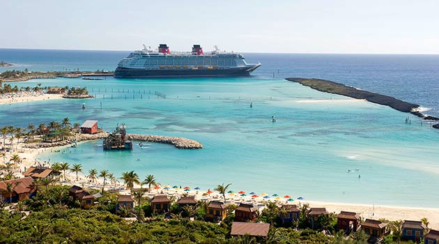 Castaway Cay - Ilha exclusiva da Disney no Caribe