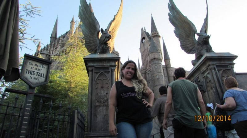 Castelo de Hogwarts - Island of Adventure