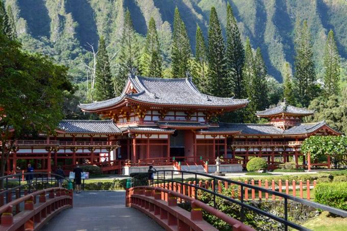 byodo-in temple 2014