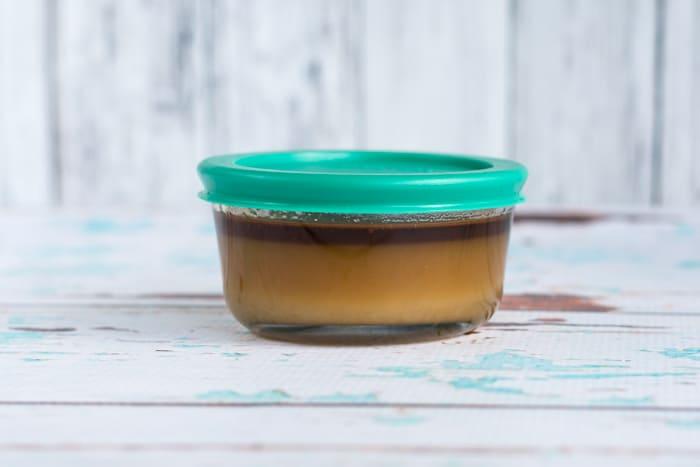 creamed honey crystalizing