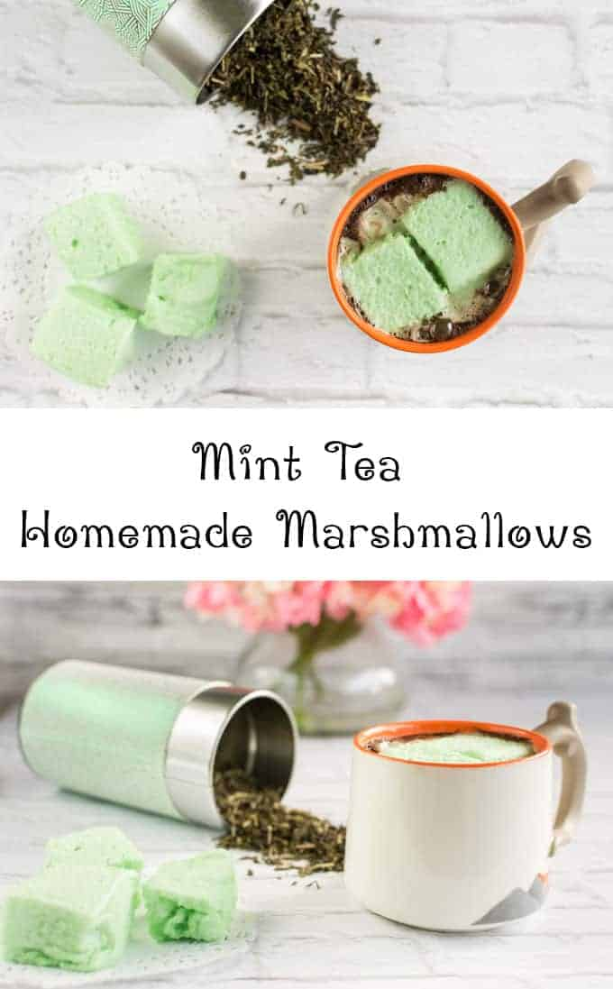 how to make mint gel