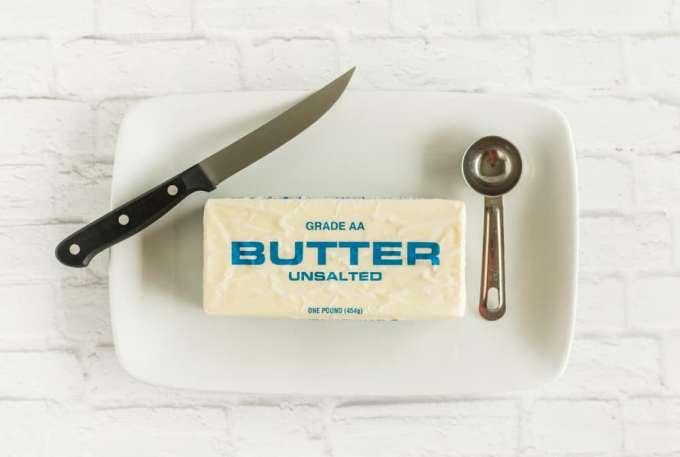 bulk butter
