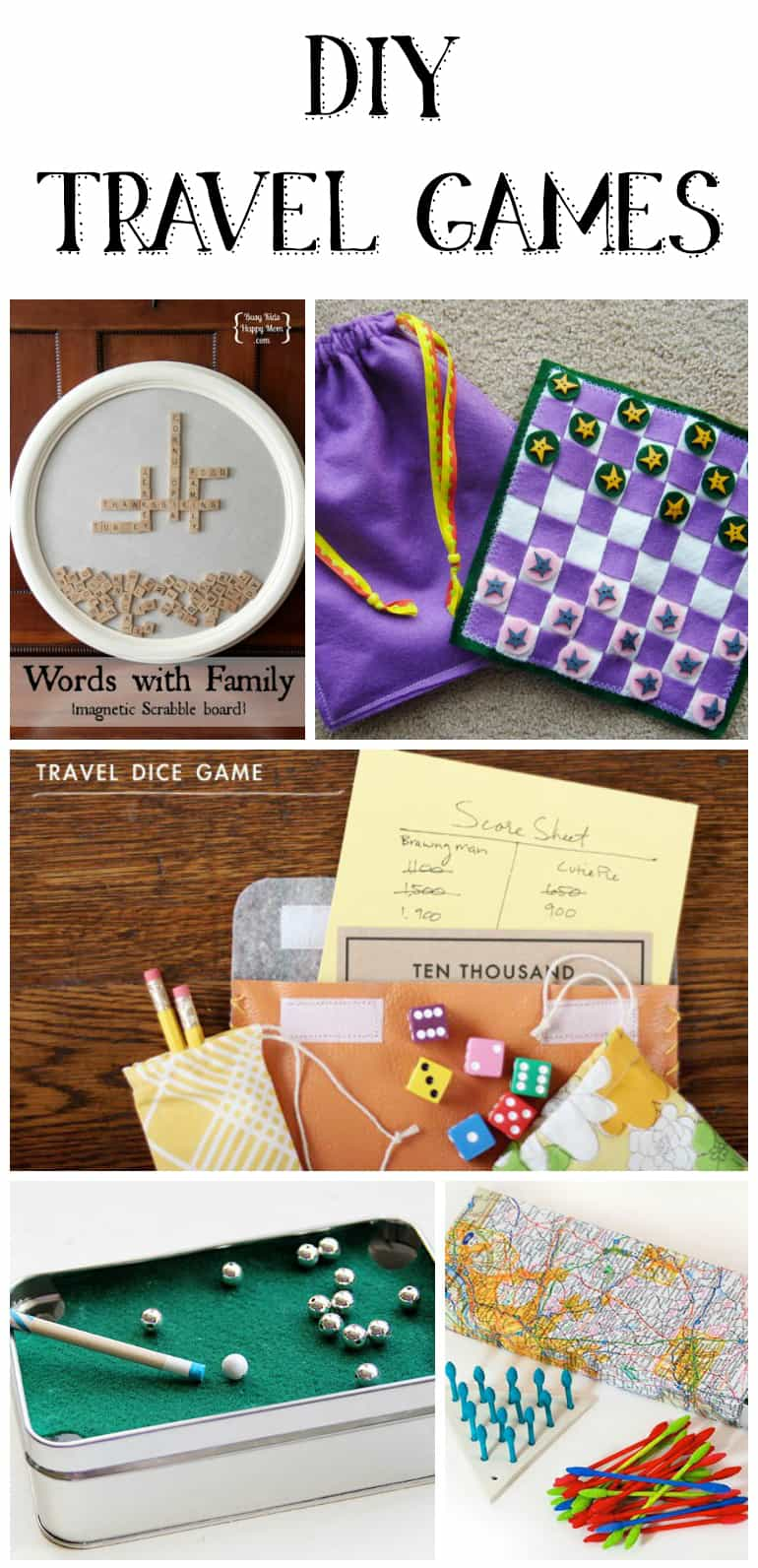 Travel Themed Games