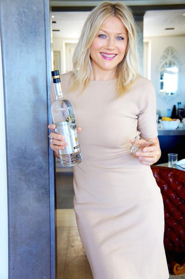 Come bevono la Vodka i Russi Beluga
