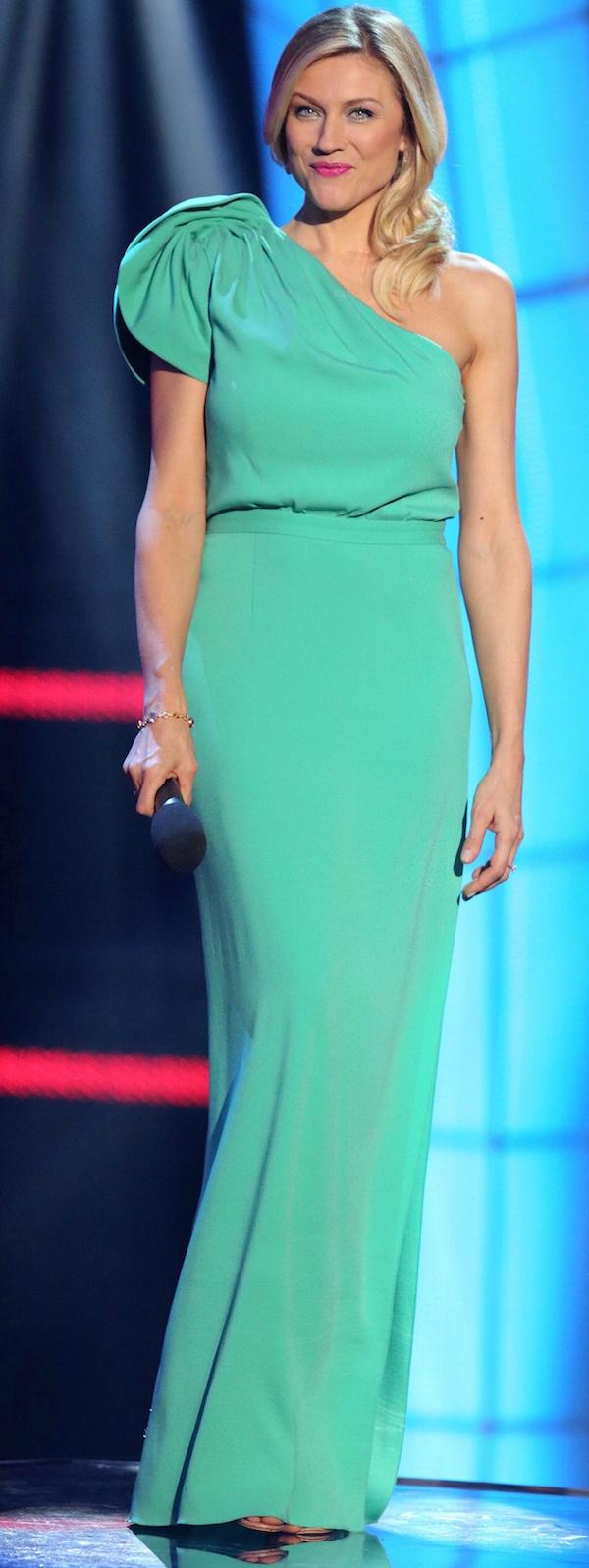 come scegliere un vestito verde menta