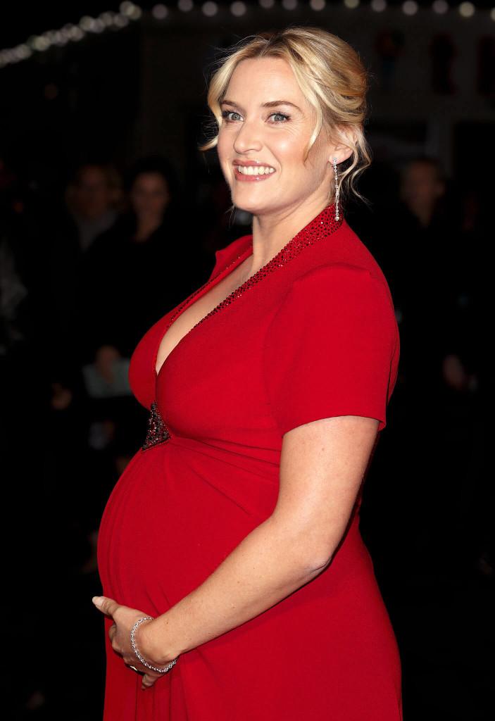 Premi oscar 2016 migliore attrice Kate Winslet terzo figlio