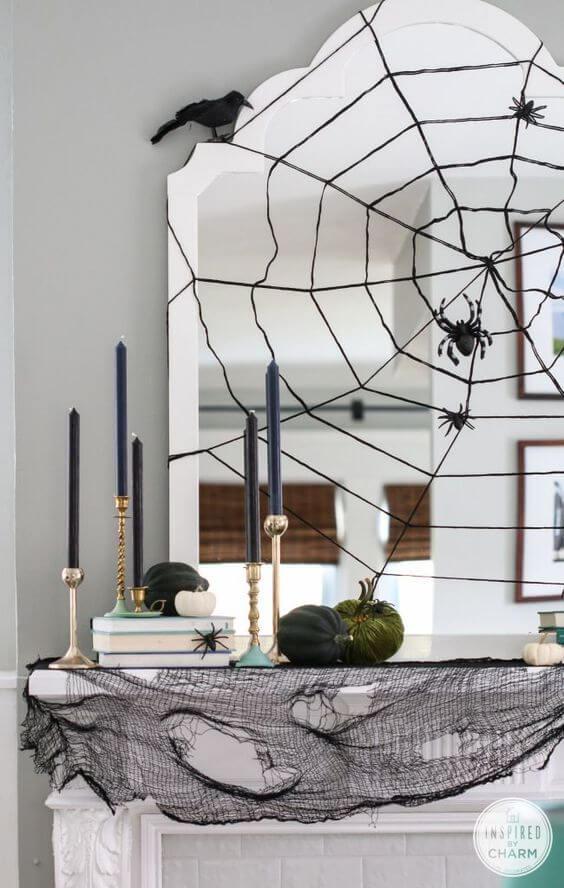 10 1 idee chic per decorare la casa ad halloween natashasway - Decorare la casa per halloween ...