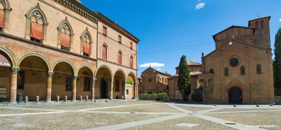 Italia da scoprire piazza santo stefano