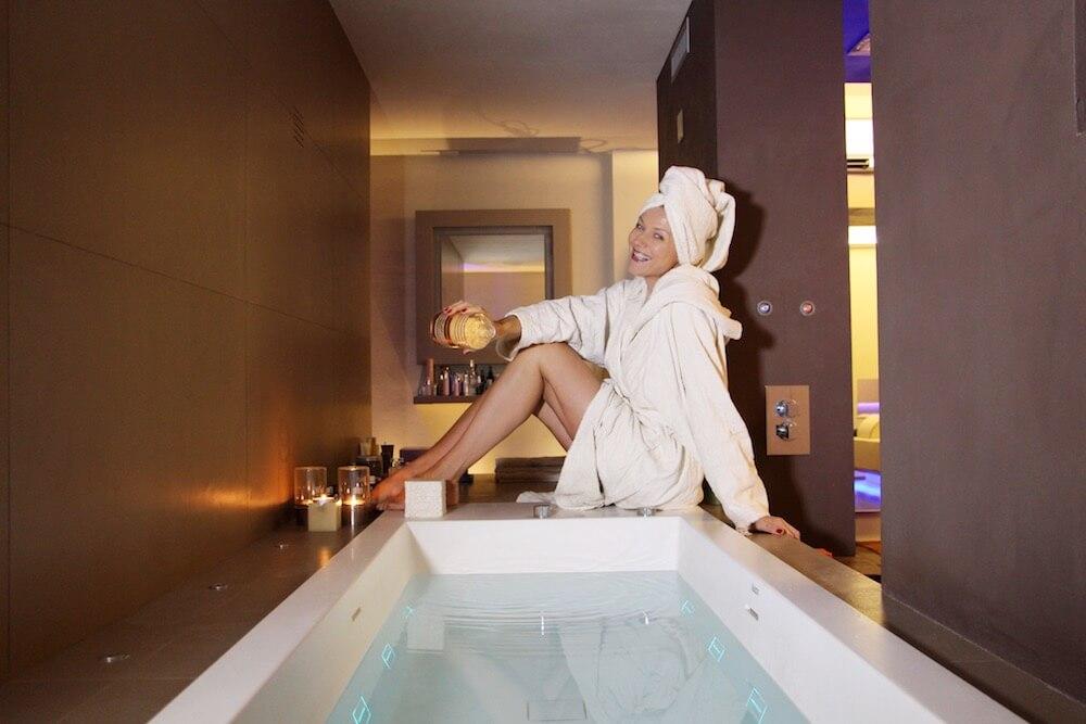 Vasca Da Bagno Molto Piccola : Ricette naturali per creare una piccola spa in casa natashasway