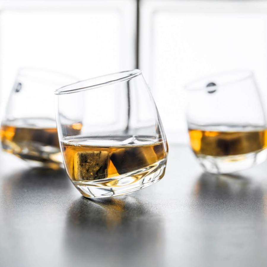 regali di San Valentino originali per lui bicchieri whisky