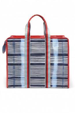 Blu Pantone estate 2017 shopper maliparmi