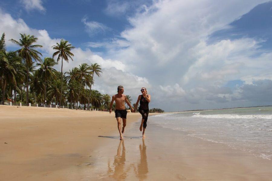 Мой секретный адрес в Бразилии, пляжи