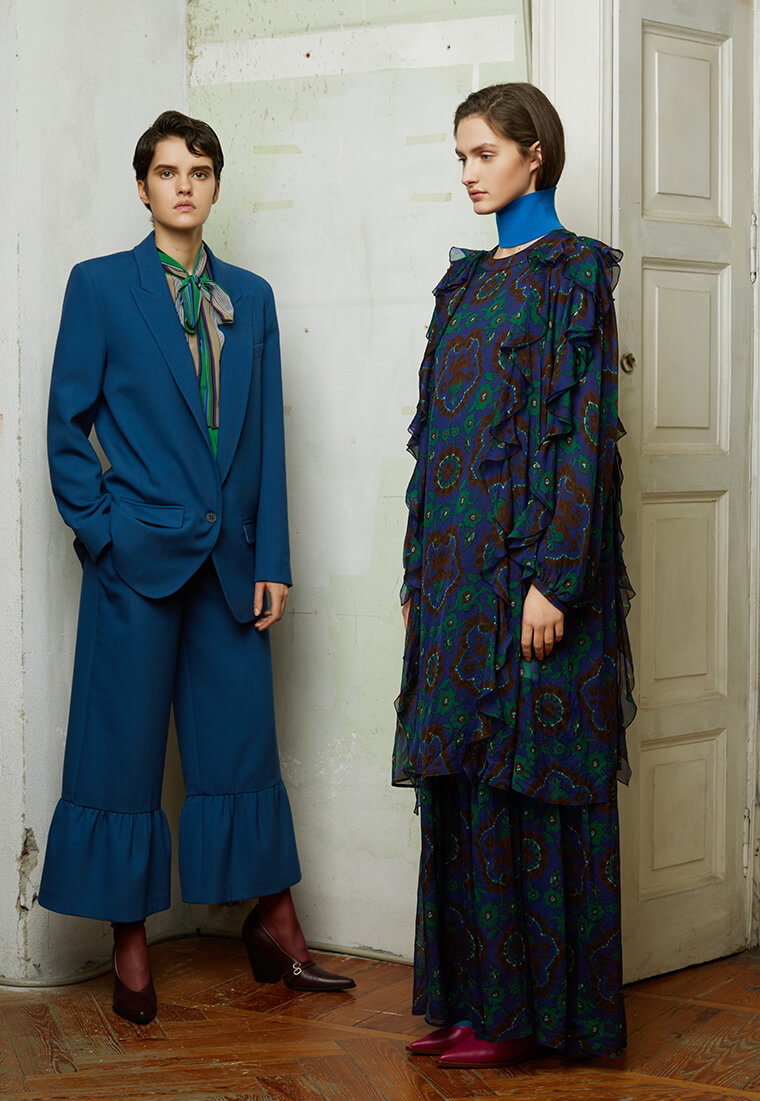 colori di moda per l'autunno 2017 Erika Cavallini