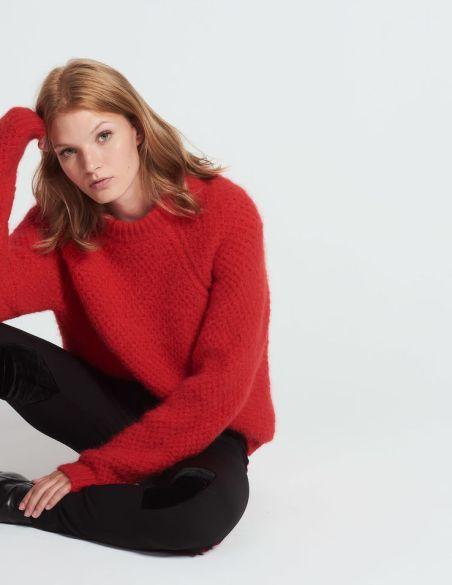 vestirsi di rosso sandro