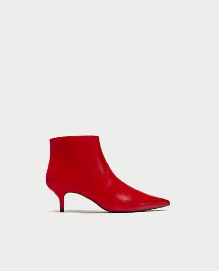 vestirsi di rosso stivaletto zara-2