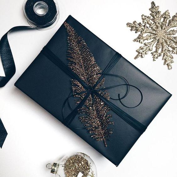 impacchettare i regali di Natale DIE FASHIONISTA