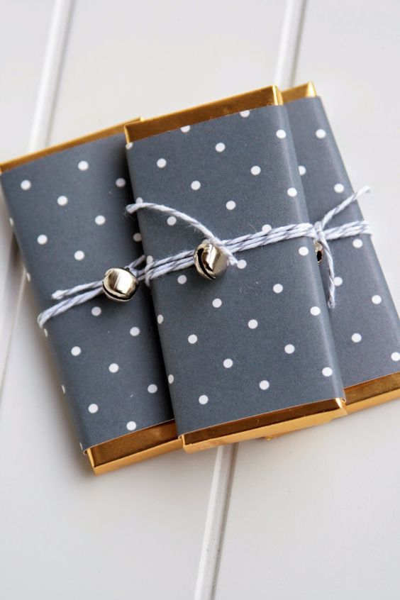 impacchettare i regali di Natale herzwerk-herrmann.blogspot.de