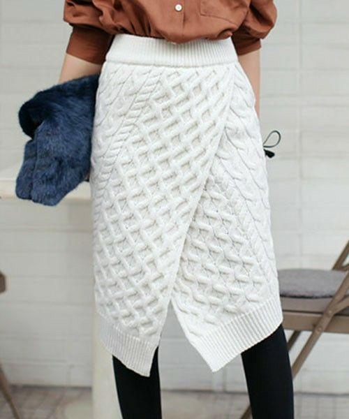 7 modi inusuali di indossare il tubino al lavoro in maglia
