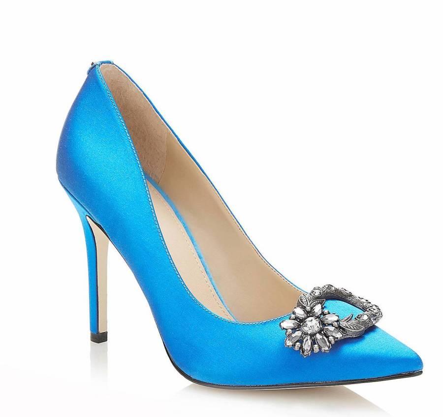 scarpe gioiello Guess