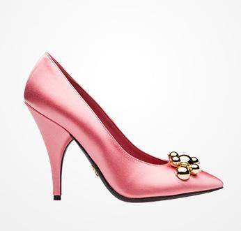 scarpe gioiello Prada